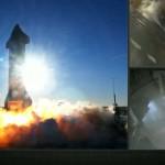 SpaceX: Starship SN8, balzo perfetto e atterraggio col botto