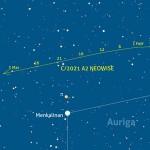 Una Cometa Nuova di Zecca