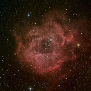 MONOCEROS NGC 2237  ASTRA 4  Massimo Orgiazzi
