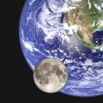 Le dimensioni delle strutture lunari messe a confronto con gli elementi terrestri