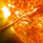 Il pericolo che viene dal Sole