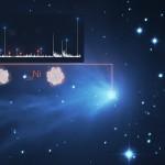 Vapori di metalli pesanti trovati inaspettatamente nelle comete, in tutto il Sistema Solare e oltre