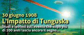 Asteroid Day 2016 - 1908: l'Impatto di Tunguska