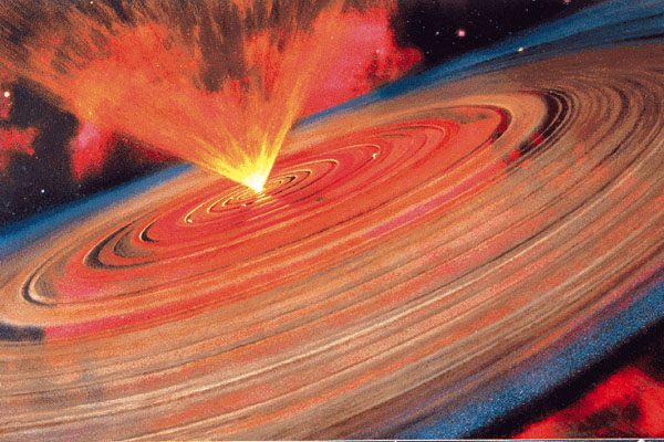 L'evoluzione di un pianeta extrasolare abitabile - 2° parte