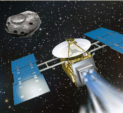 Itokawa, storia di un asteroide particolare