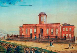 Le avventure astronomiche del Barone Von Zach: 1 - L'osservatorio di Seeberg