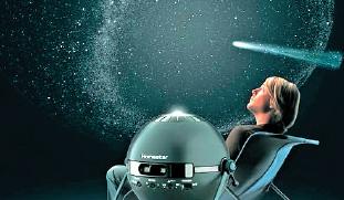 Un Planetario portatile Homestar