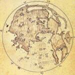 Thomas Harriot, il primo a disegnare la luna