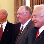 Il dopo luna dei tre dell'Apollo 11