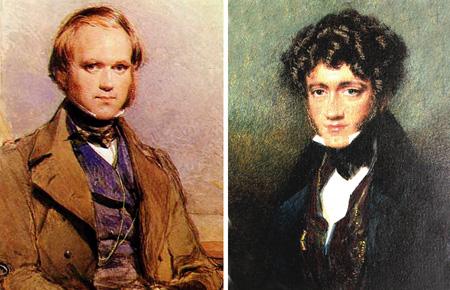 Darwin a cena da Herschel