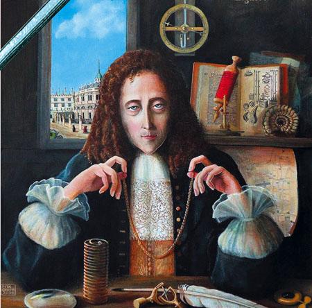 La montatura equatoriale di Robert Hooke