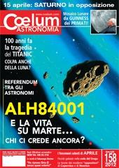 Coelum n.158 - 2012