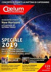 Coelum n.229 - Gennaio 2019